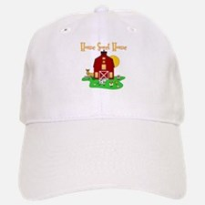 Scott Designs Farm Life Baseball Baseball Cap