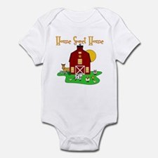Scott Designs Farm Life Infant Bodysuit