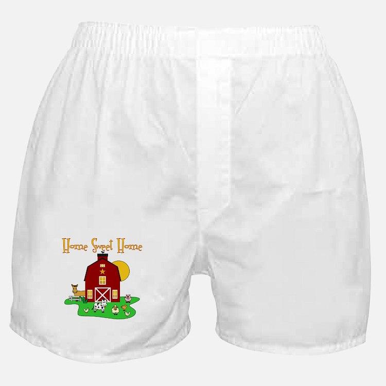 Scott Designs Farm Life Boxer Shorts
