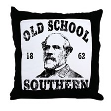 Southern Distressed Throw Pillow