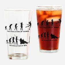 Skating Drinking Glass