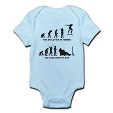 Skateboarding Infant Bodysuit