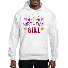 Birthday Girl Jumper Hoody