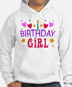 Birthday Girl Jumper Hoody