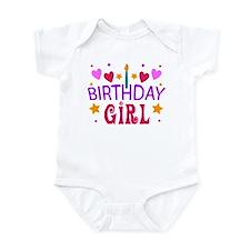 Birthday Girl Onesie