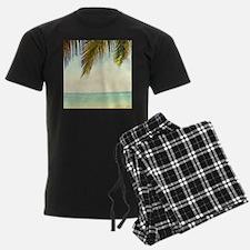 tropical sky summer beach Pajamas
