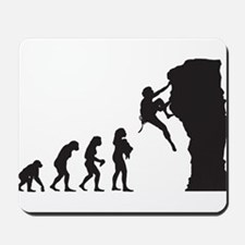 Rock Climbing Mousepad