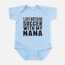 Soccer Nana Baby Clothes & Gifts