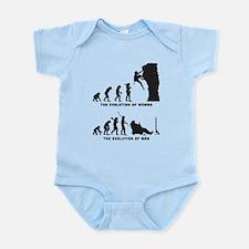 Rock Climbing Infant Bodysuit