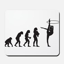 Rhythmic Gymnastic Mousepad