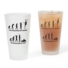 Rhythmic Gymnastic Drinking Glass