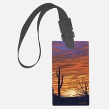 Sonoran Sunset Luggage Tag