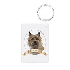 Cairn Terrier Keychains