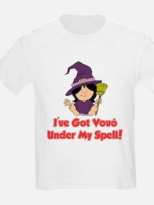 Vovo Grandma Under My Spell T-Shirt