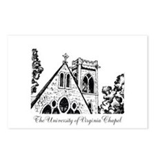 UVa CHAPEL Postcards (Package of 8)