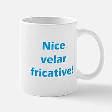 Velar Fricative Mug