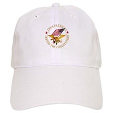 True Patriots Defend the Constitution Baseball Cap