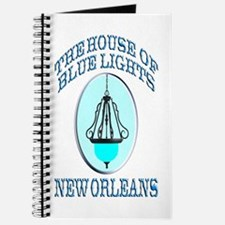 House of Blue Lights Journal