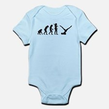 Pilates Infant Bodysuit
