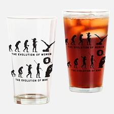 Pilates Drinking Glass