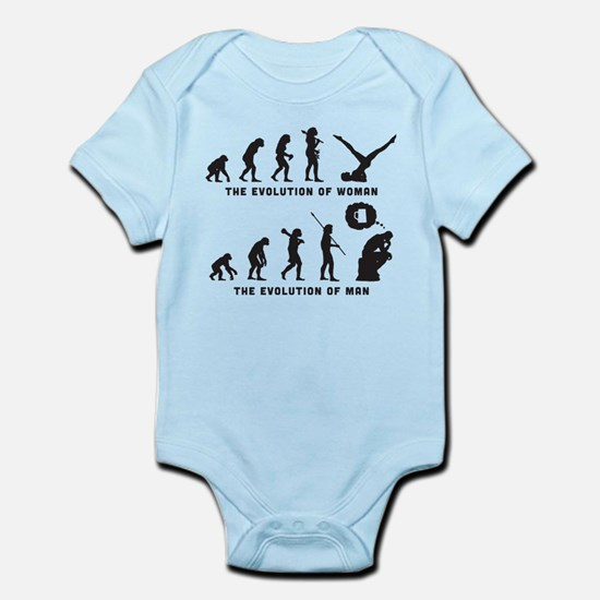 Pilates Infant Bodysuit