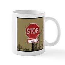Stop War Mug