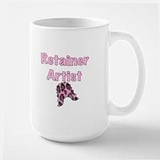 Retainer Artist Pink Mug