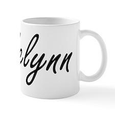 Madelynn artistic Name Design Small Mug