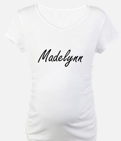 Madelynn artistic Name Design Shirt