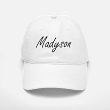 Madyson artistic Name Design Baseball Baseball Cap
