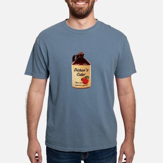 Dickens Cider Blue T-Shirt