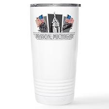 Mason, Michigan, Travel Mug