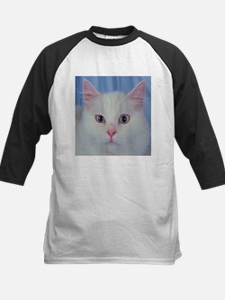 White Cat Baseball Jersey