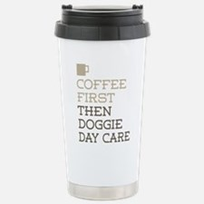 Doggie Day Care Travel Mug
