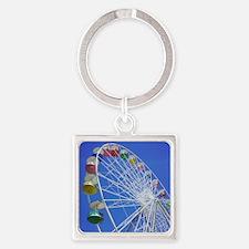 Knoebels Big Wheel Keychains