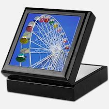Knoebels Big Wheel Keepsake Box