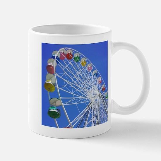 Knoebels Big Wheel Mugs