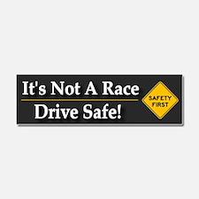 Safe Driving - Car Magnet 10 X 3