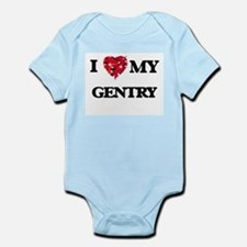 I Love MY Gentry Body Suit