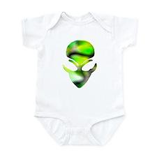 Alien Cloud 2 Infant Bodysuit