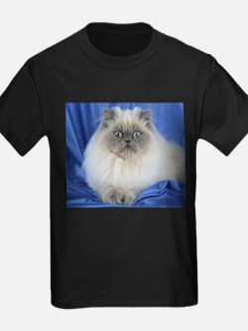 Cute Funny Himalayan Cat T-Shirt