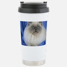 Cute Funny Himalayan Ca Stainless Steel Travel Mug