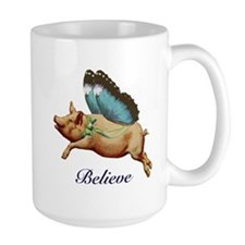 Believe Mugs