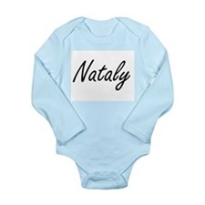 Nataly artistic Name Design Body Suit
