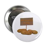 "Peanut Allergy 2.25"" Button (10 Pack)"