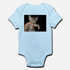 devon rex kitten Body Suit