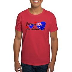 Loves an Aussie Boy T-Shirt