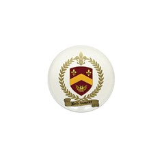 BELLEHUMEUR Family Crest Mini Button (10 pack)