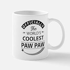 Worlds Coolest paw paw Mugs