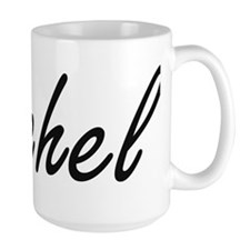 Rachel artistic Name Design Mugs